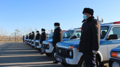 Photo of Ключи от новых служебных автомобилей вручили участковым в Кызылорде