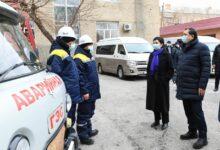 Photo of Нұрлан Ноғаев Қызылорда облысының энергиямен жабдықтау жүйесімен танысты