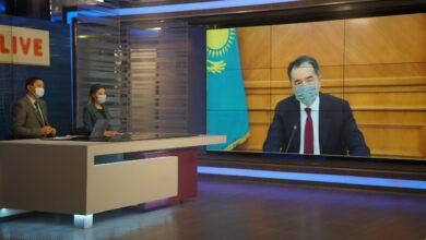 Photo of Бакытжан Сагинтаев рассказал о санитарно-эпидемиологической ситуации в Алматы