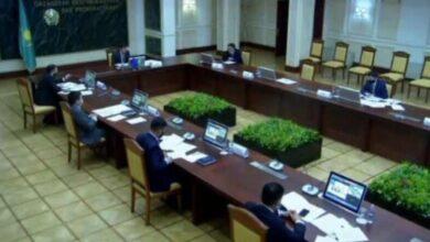 Photo of Состоялось ХІІ заседание Диалога РК – Европейского союза по правам человека
