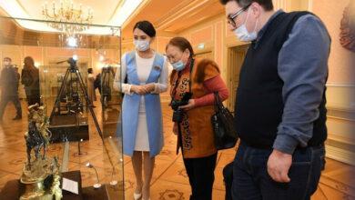 Photo of Открыты выставки, посвященные дню Первого Президента и Дню Независимости РК