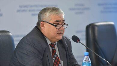 Photo of Задержанный Турсын Кабдолданов в настоящее время не является сотрудником МСХ РК